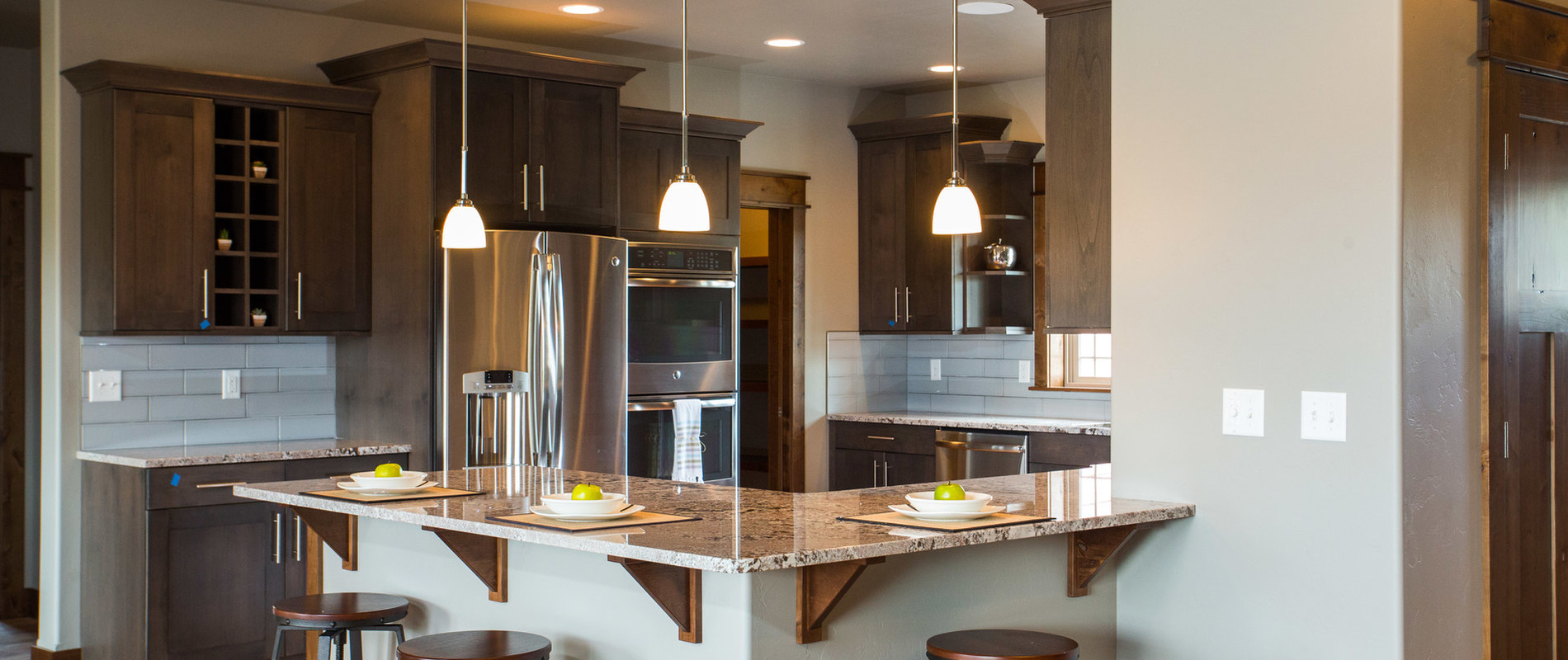 Bozeman Mt Kitchen Cabinets Countertops Accessories Futura Cabinetry Inc