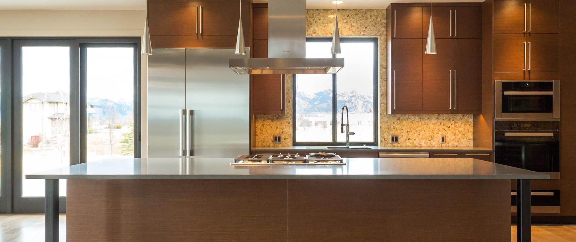 Bozeman, MT Kitchen Cabinets | Cabinets, Countertops, Accessories ...